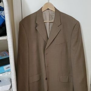 Men's Jones New York 3 Button Sport Coat 44R